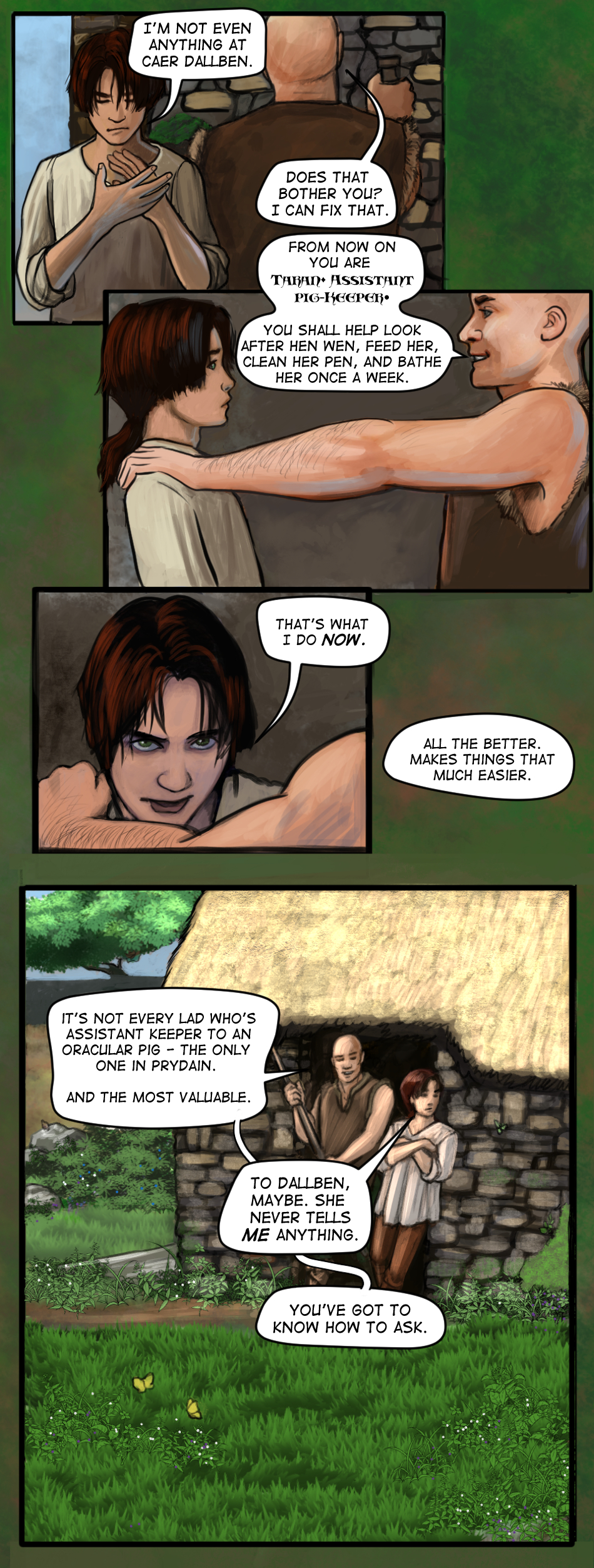 Chapter One: Page Thirteen
