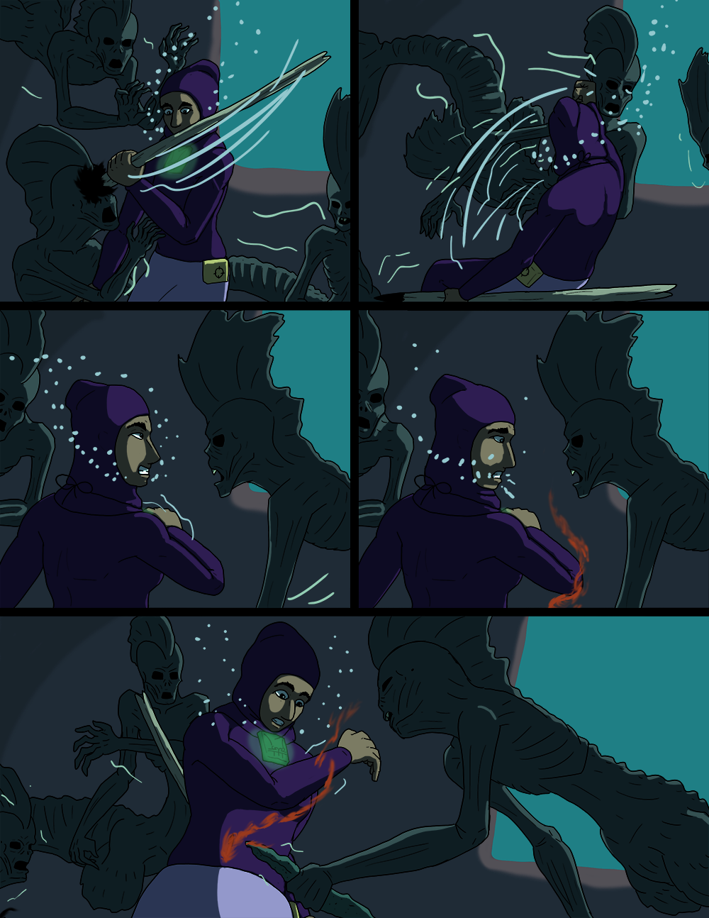 The Wide Ocean - Page 93