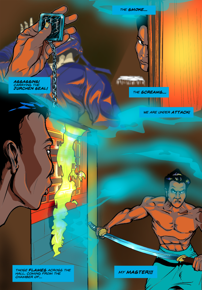 Prince of the Astral Kingdom Chapter 1 pg 72