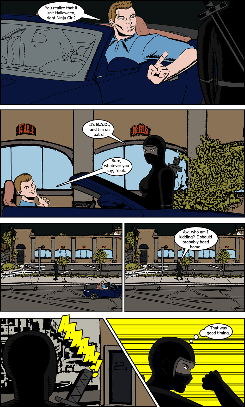 Issue 7: The Second Time - Page 2