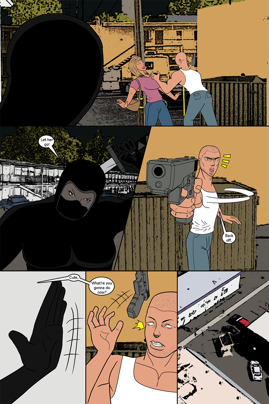 Issue 7: The Second Time - Page 3