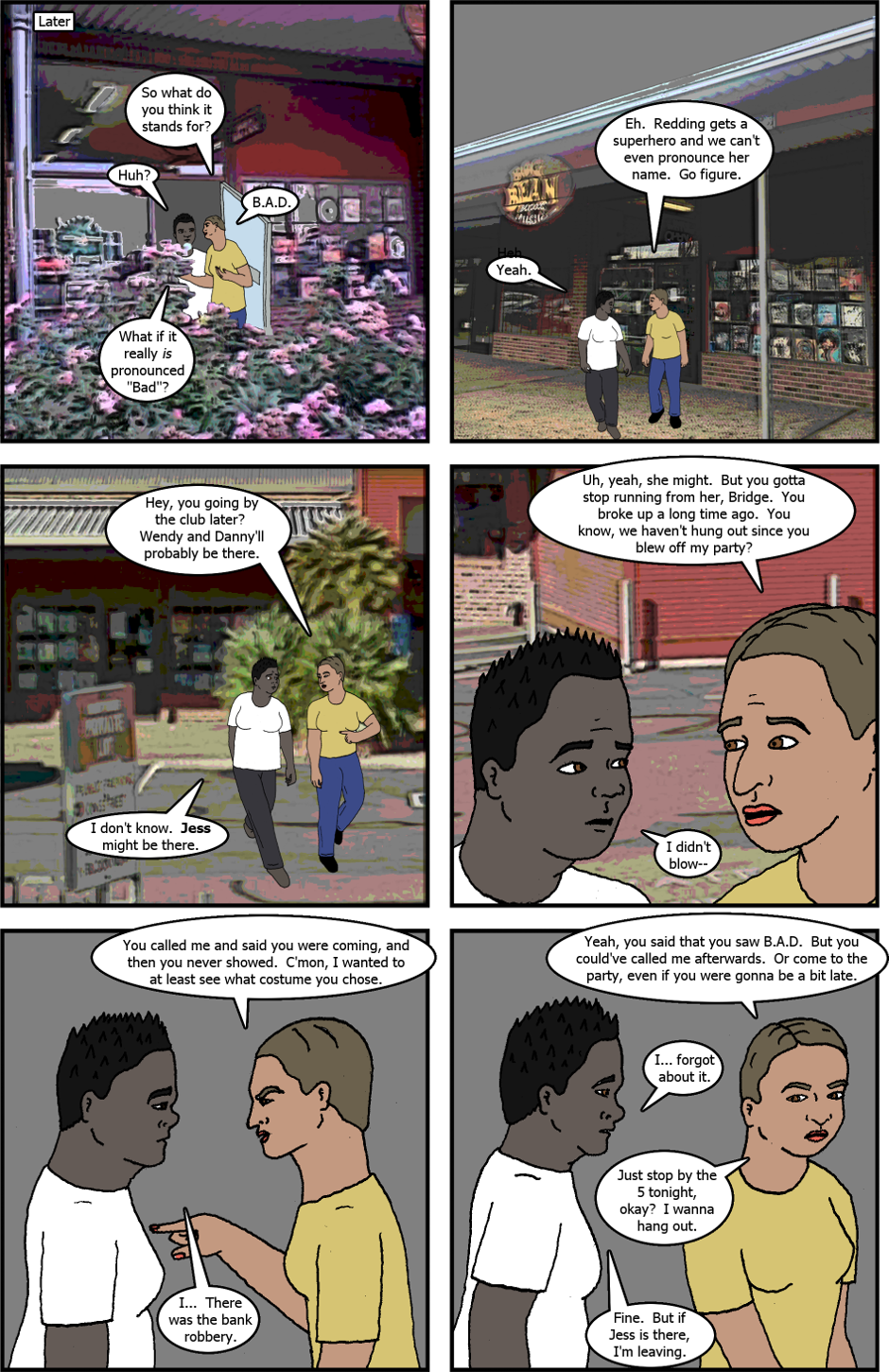 Issue 7: The Second Time - Page 7