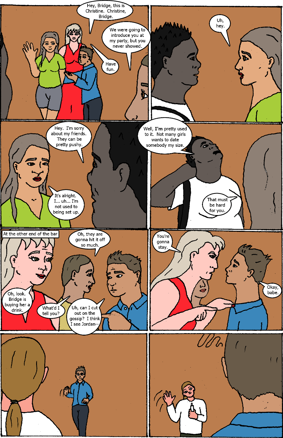 Issue 7: The Second Time - Page 9