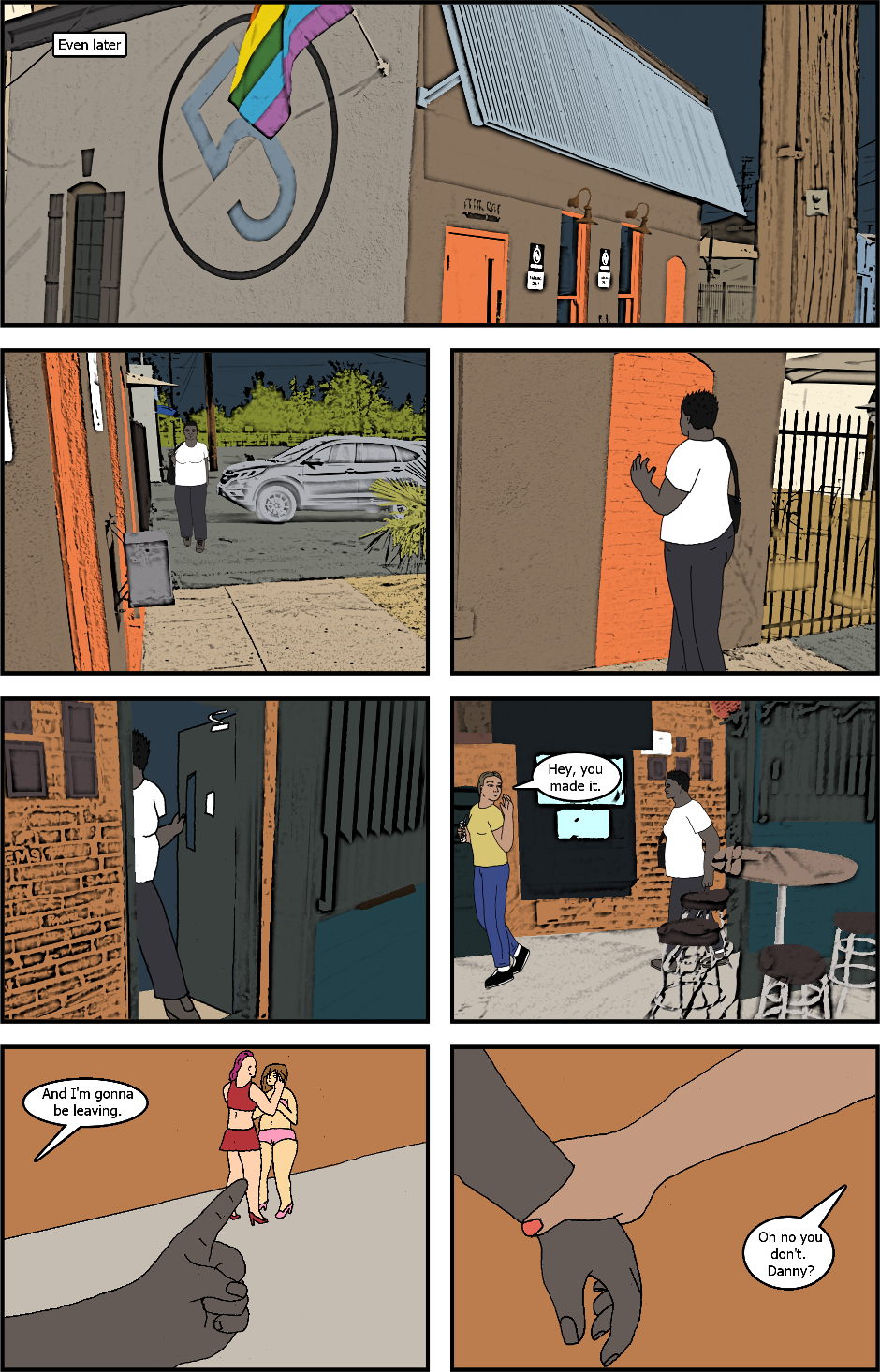 Issue 7: The Second Time - Page 8