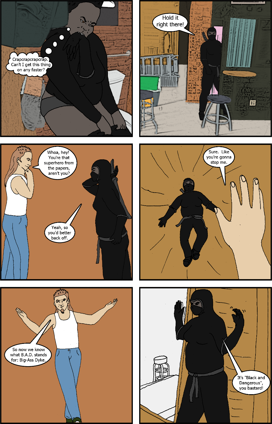 Issue 7: The Second Time - Page 15