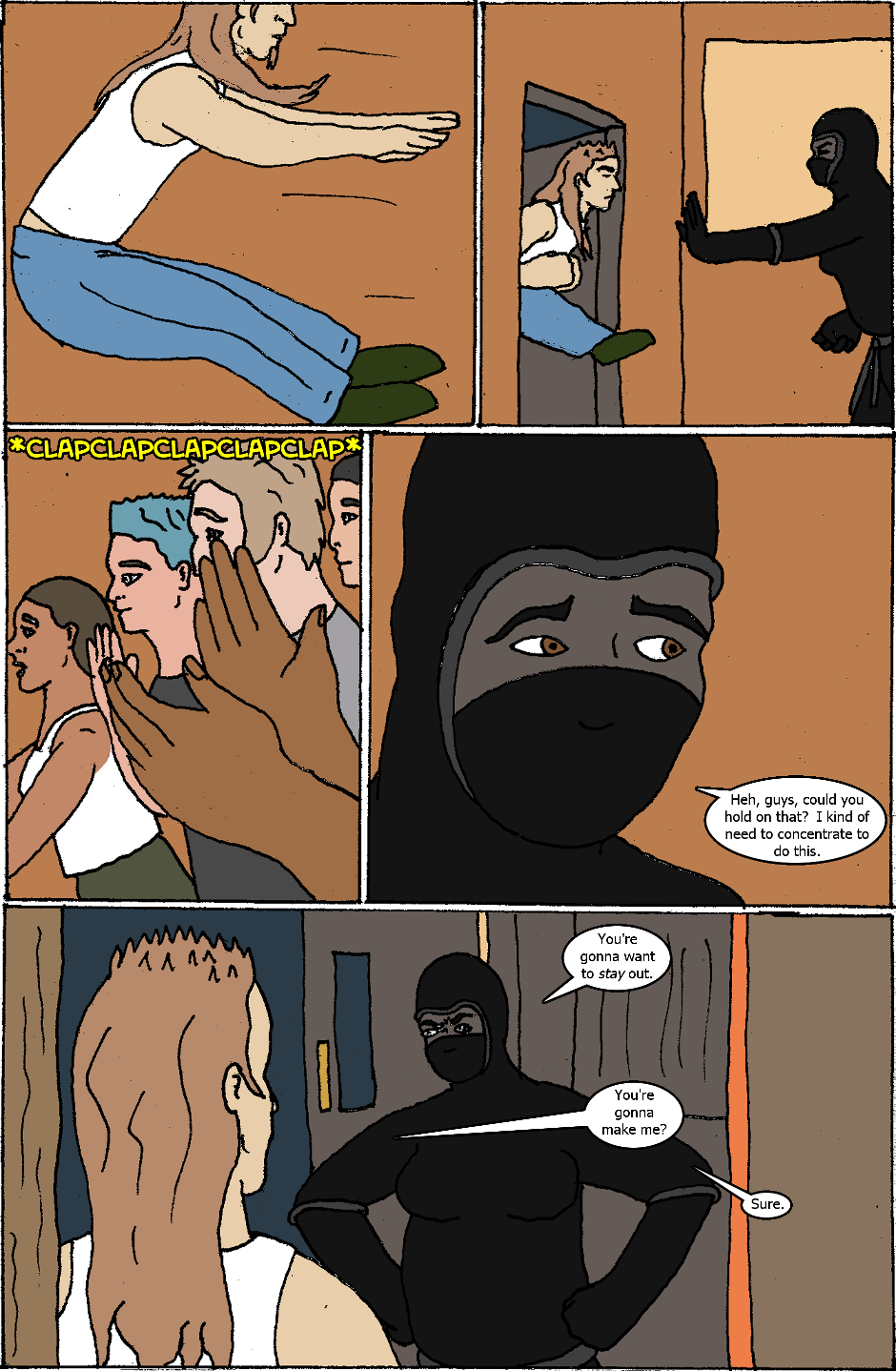 Issue 7: The Second Time - Page 16