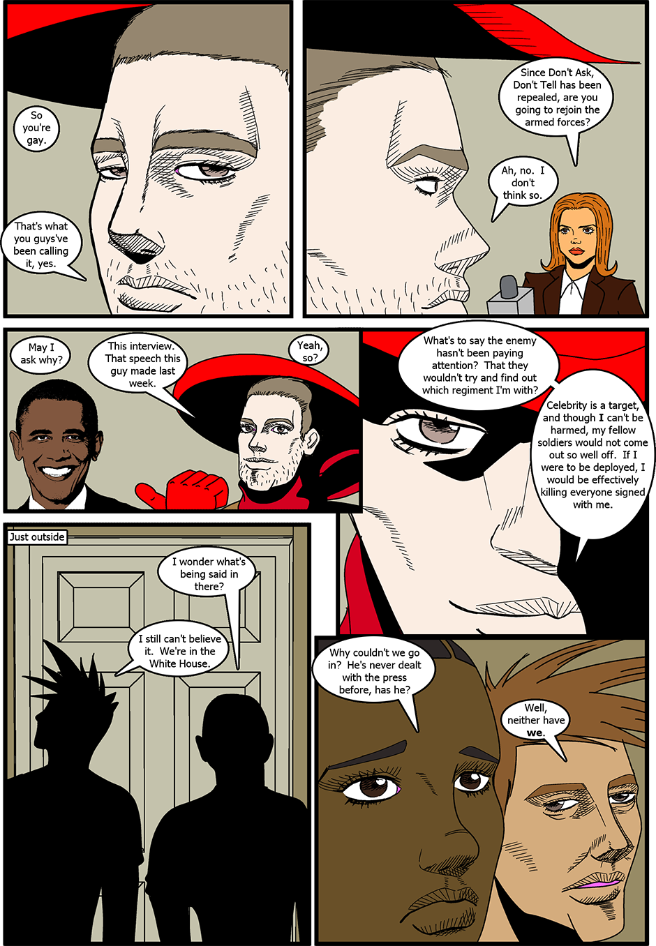 Issue 8: Meet the Press - Page 4