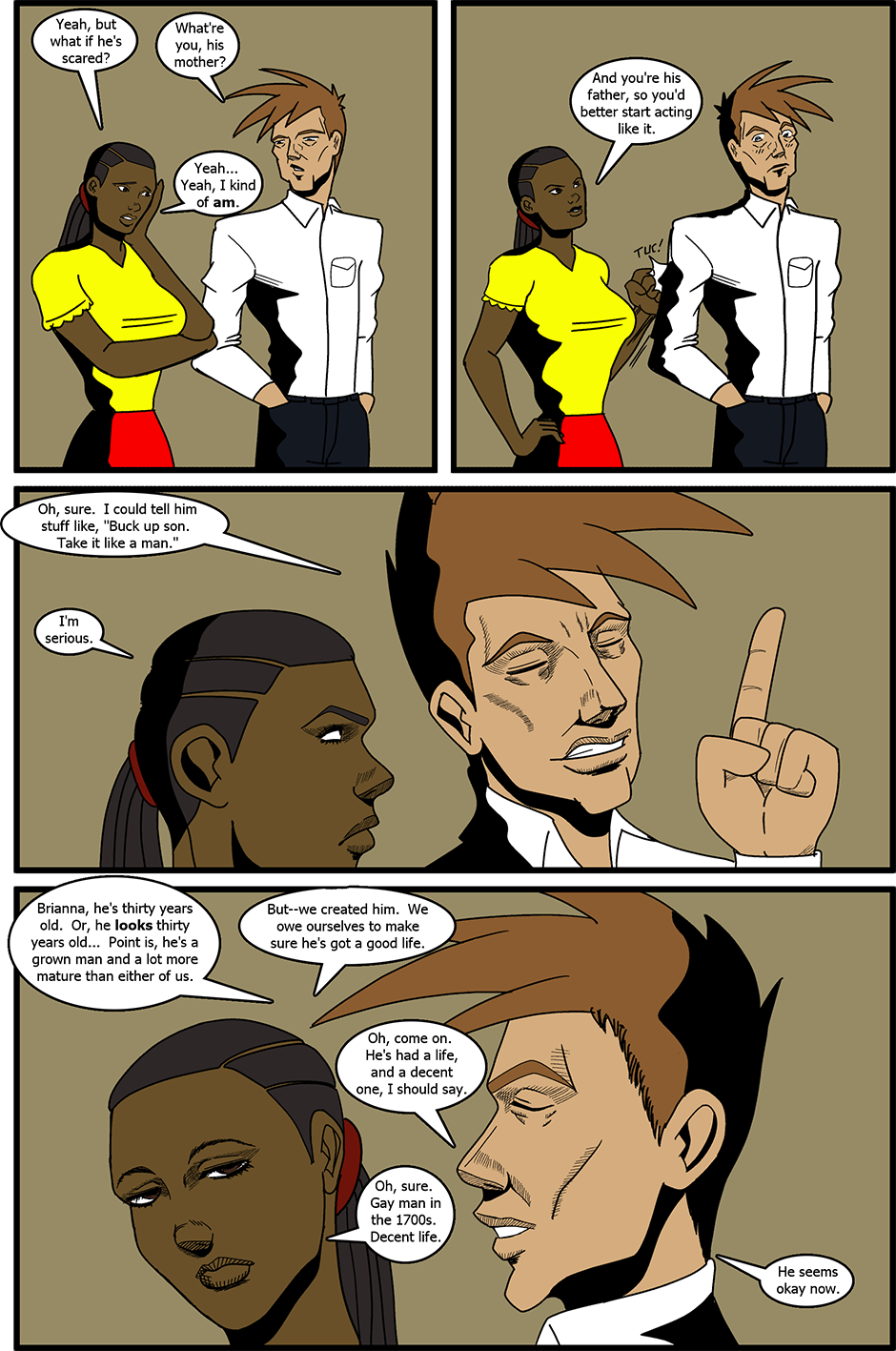 Issue 8: Meet the Press - Page 5