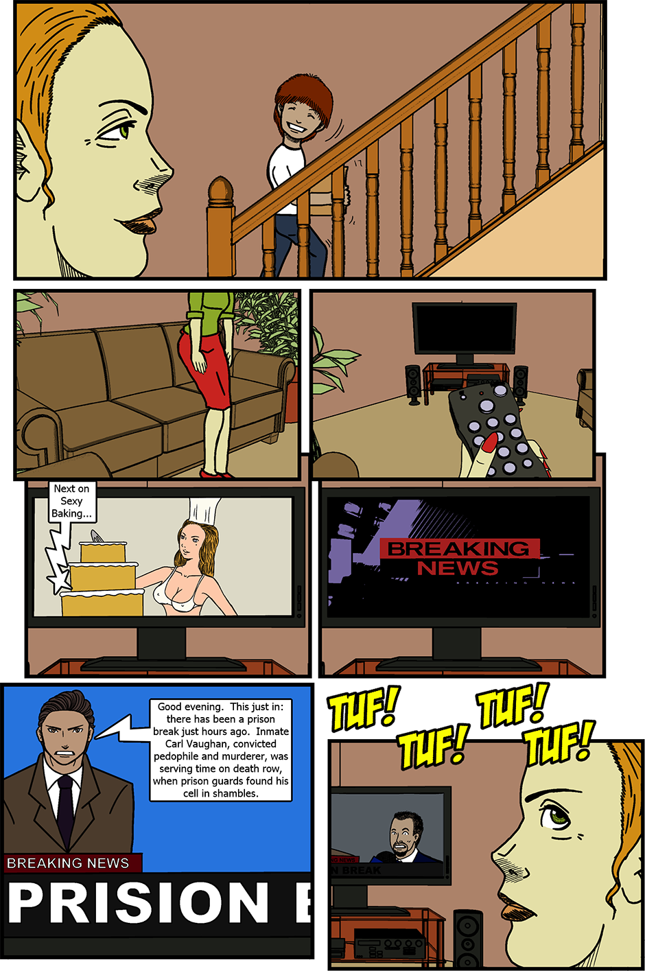 Issue 10: The Dark Side of Power - Page 3
