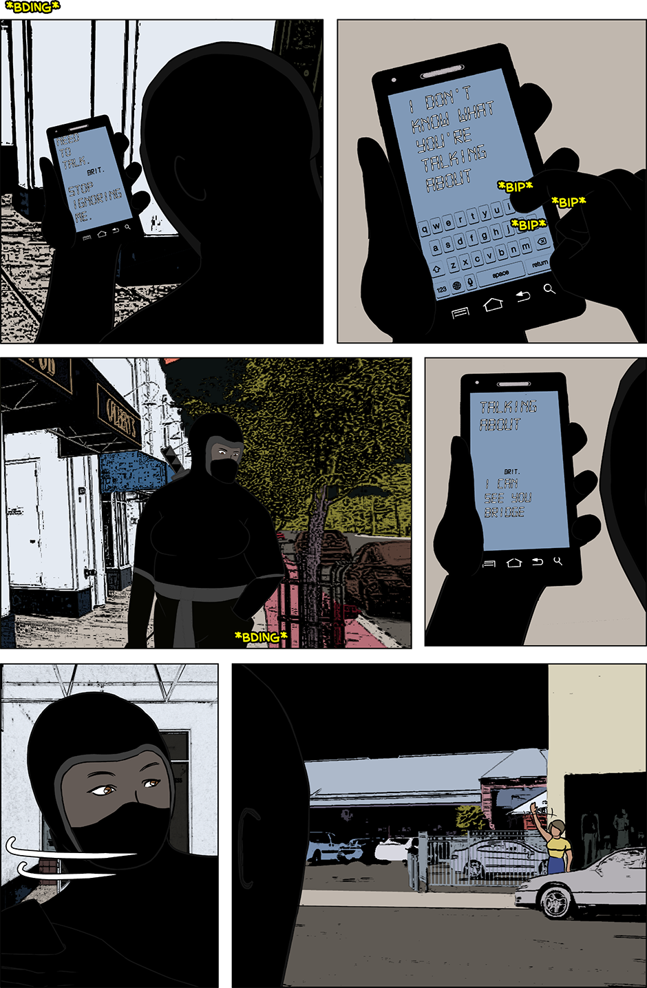 Issue 11: Muted - Page 2