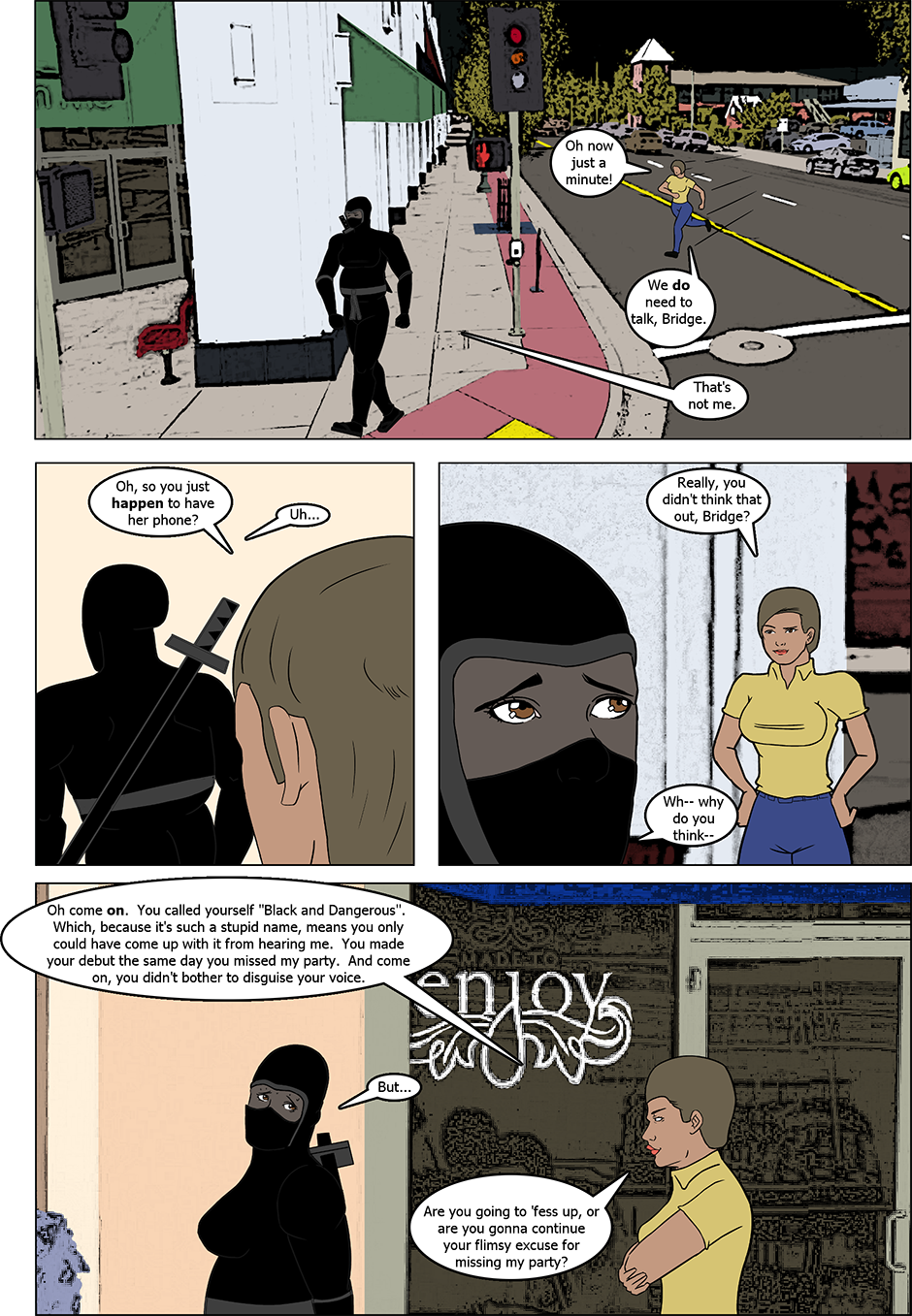 Issue 11: Muted - Page 3