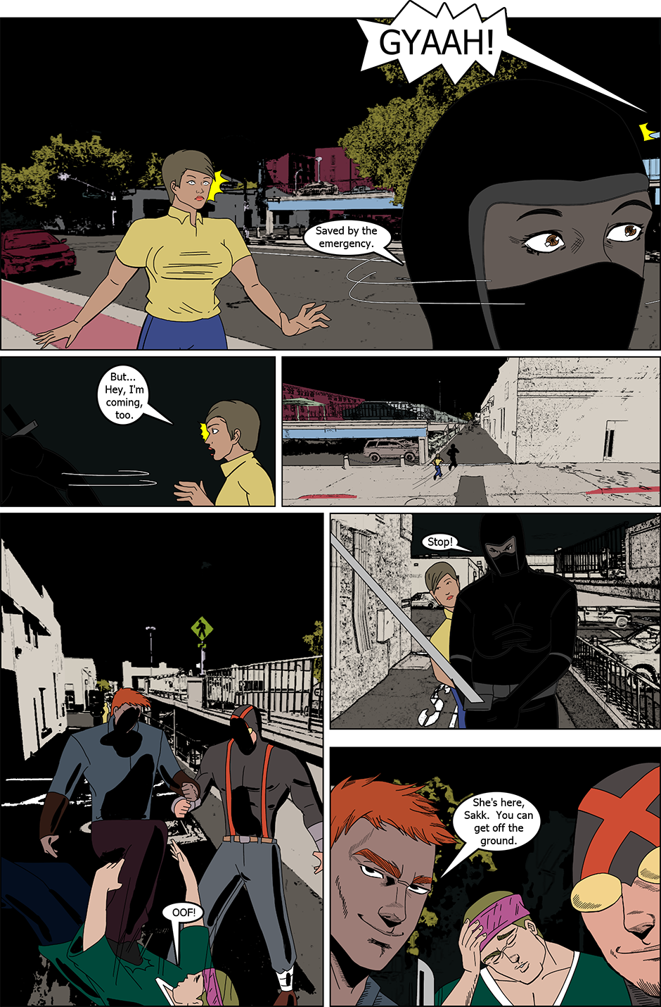 Issue 11: Muted - Page 4