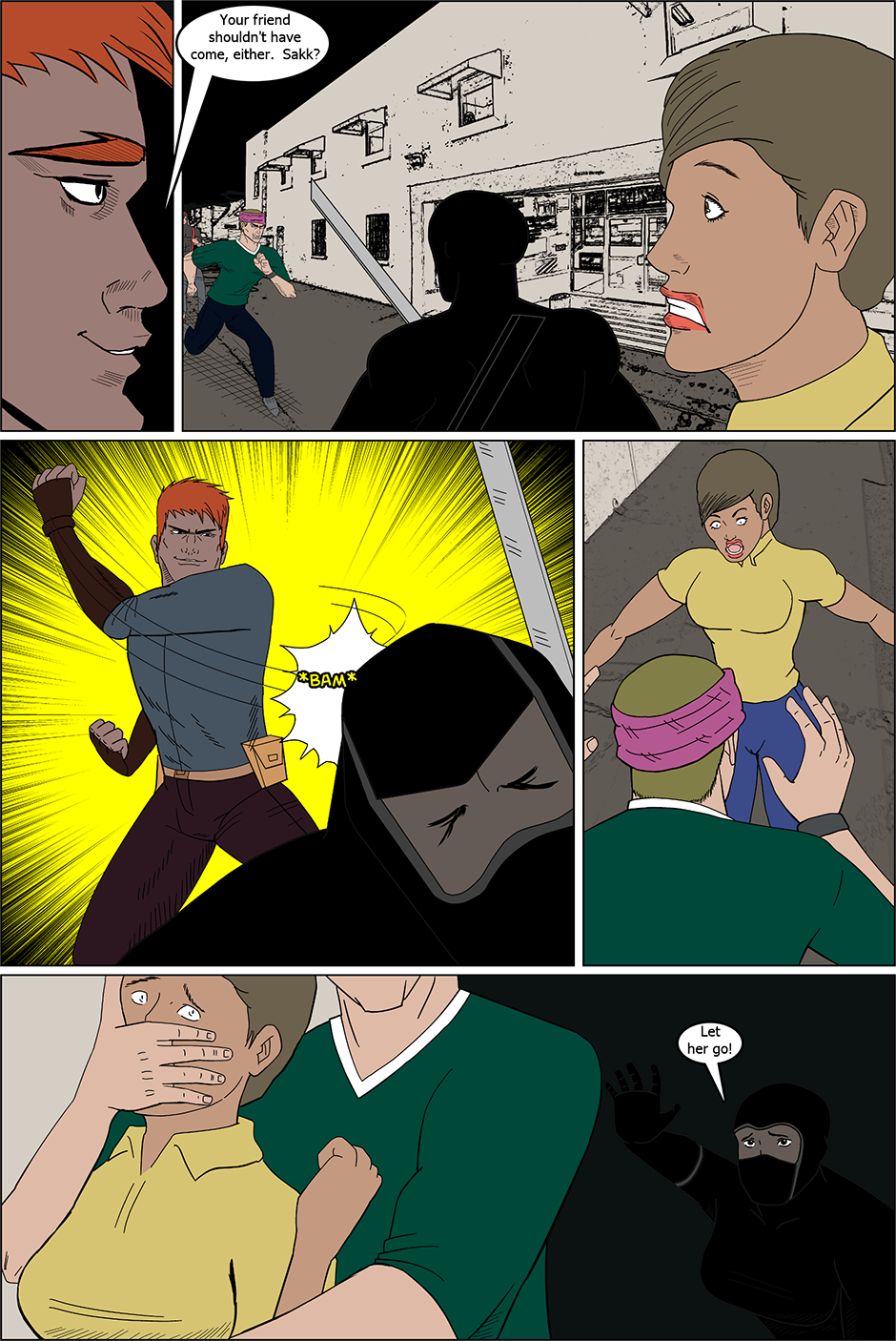 Issue 11: Muted - Page 6
