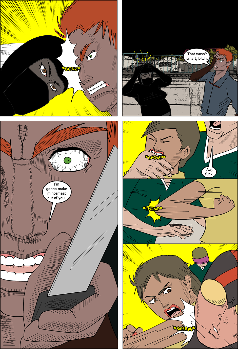 Issue 11: Muted - Page 8