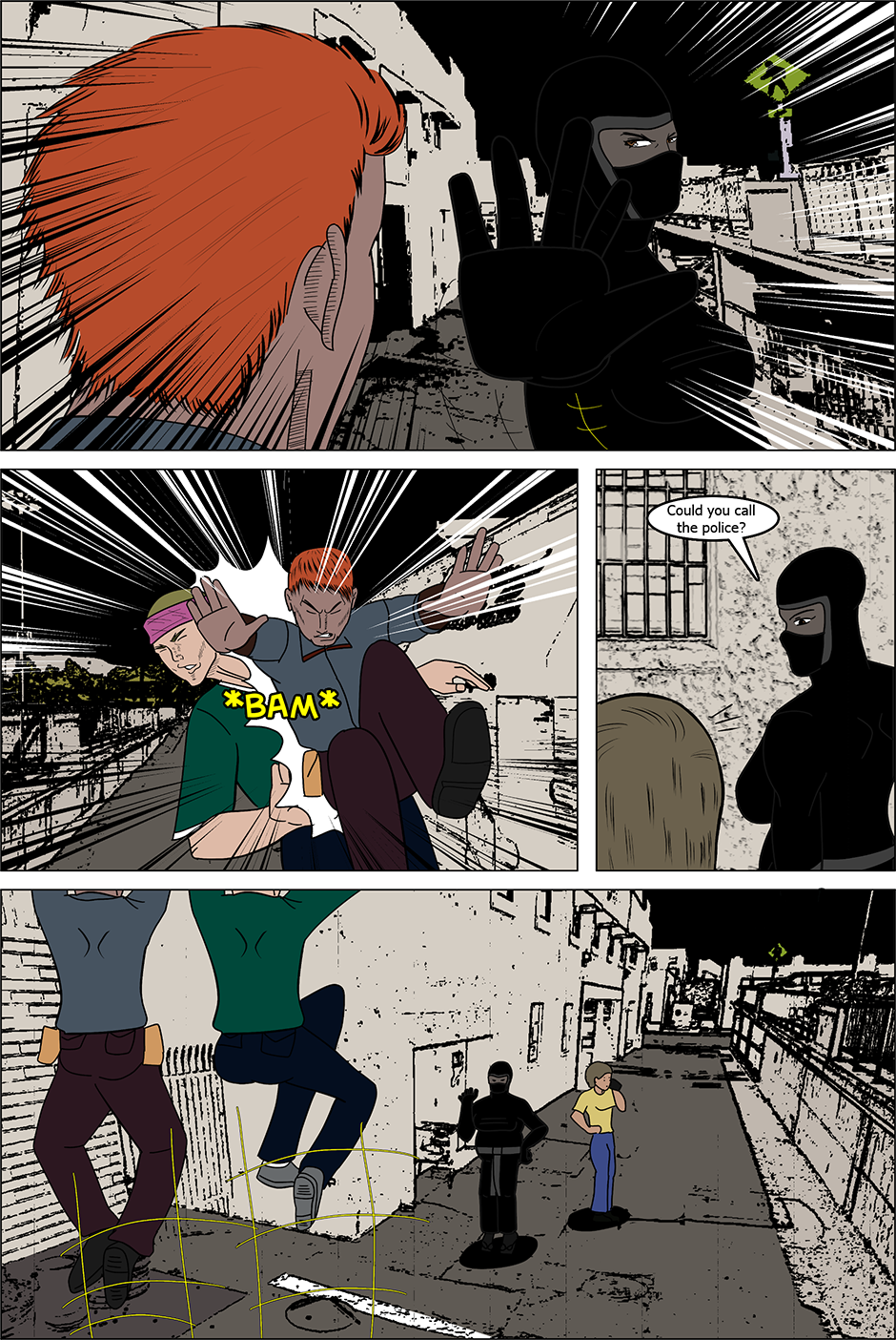 Issue 11: Muted - Page 9
