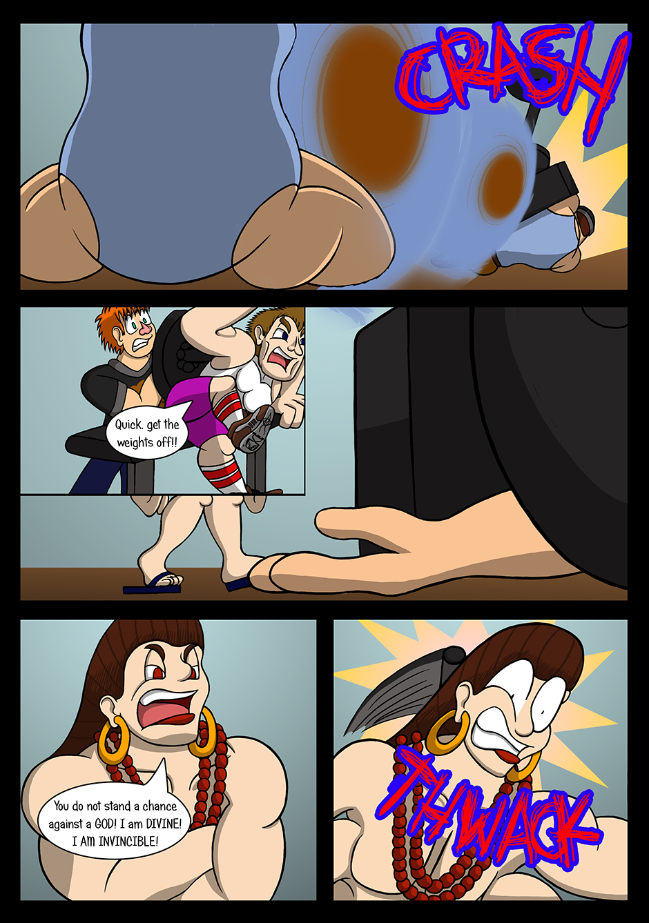 Issue 13: Whallop - Page 3