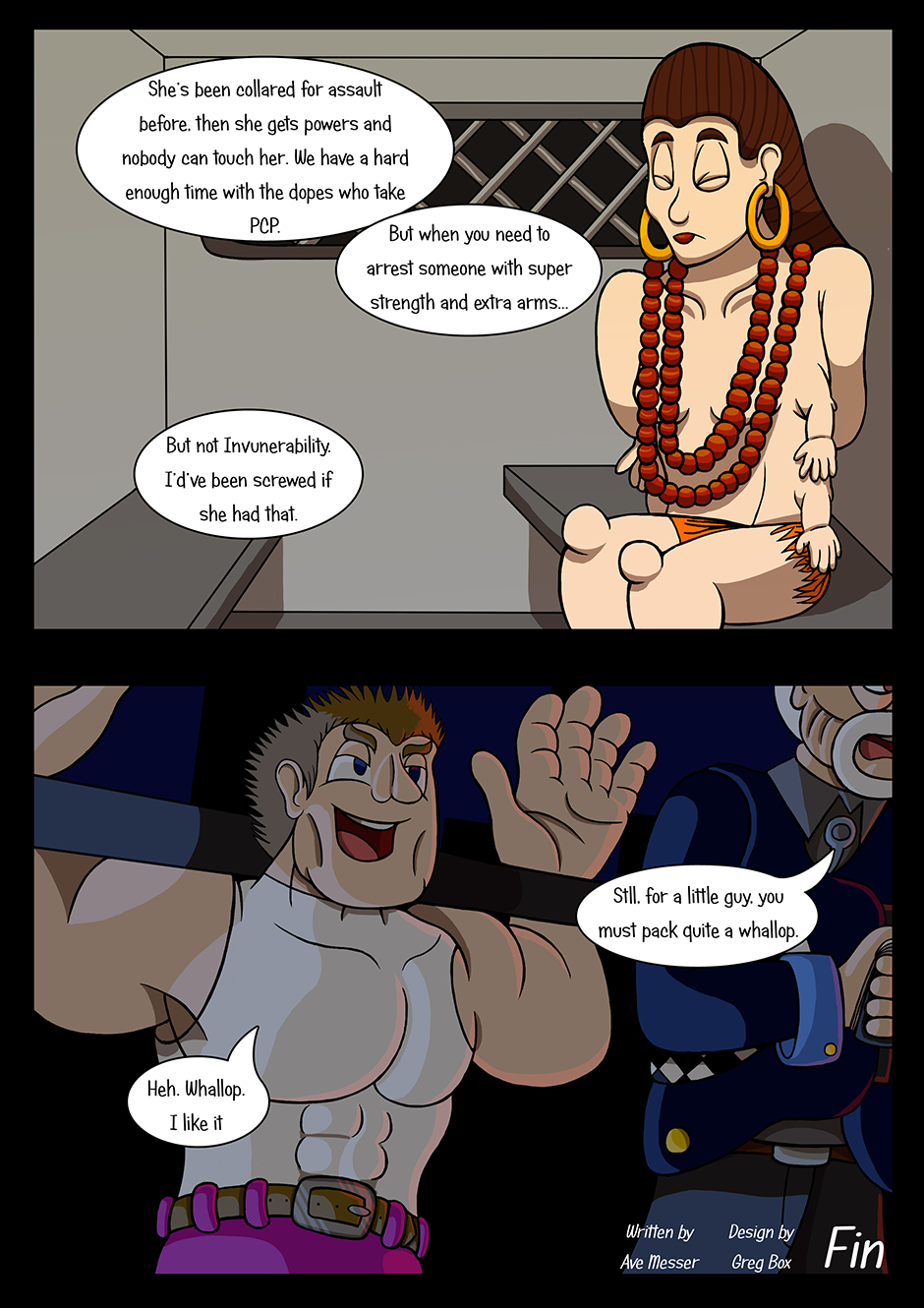 Issue 13: Whallop - Page 7