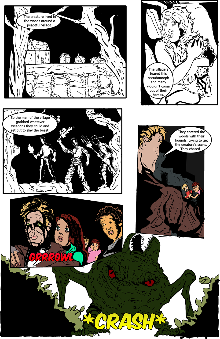 Issue 14: The Pseudomorph - Page 2