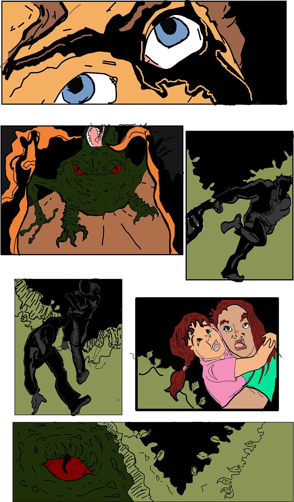 Issue 14: The Pseudomorph - Page 3