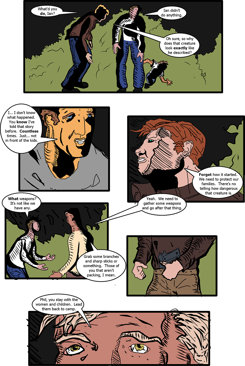 Issue 14: The Pseudomorph - Page 6