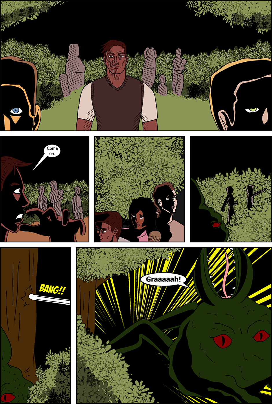 Issue 14: The Pseudomorph - Page 7