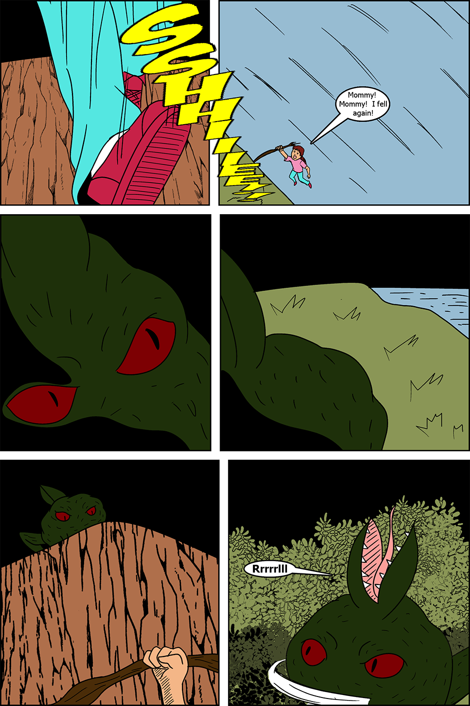 Issue 14: The Pseudomorph - Page 9
