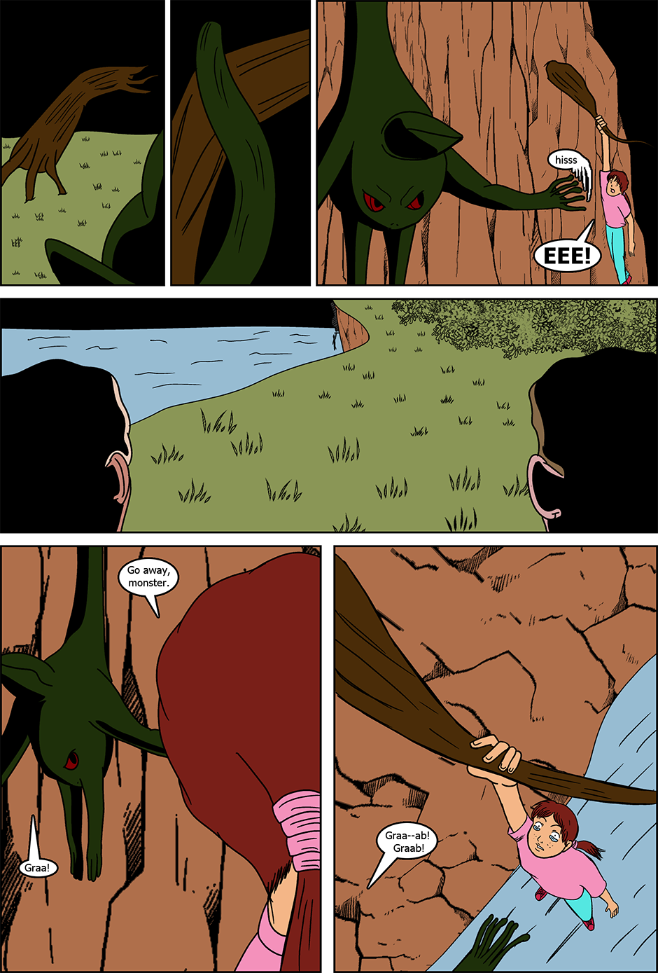 Issue 14: The Pseudomorph - Page 10
