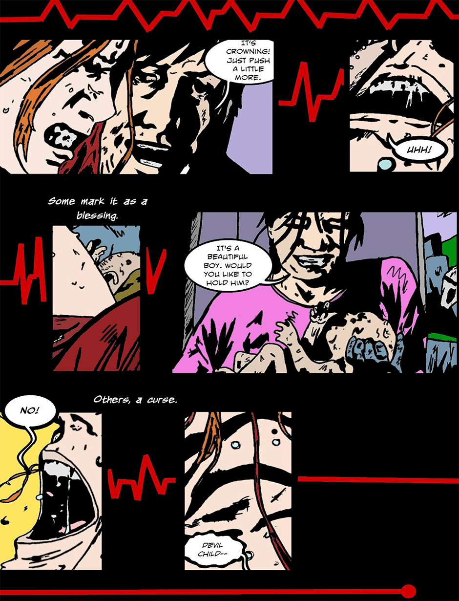 Issue 0: Genesis - Page 2
