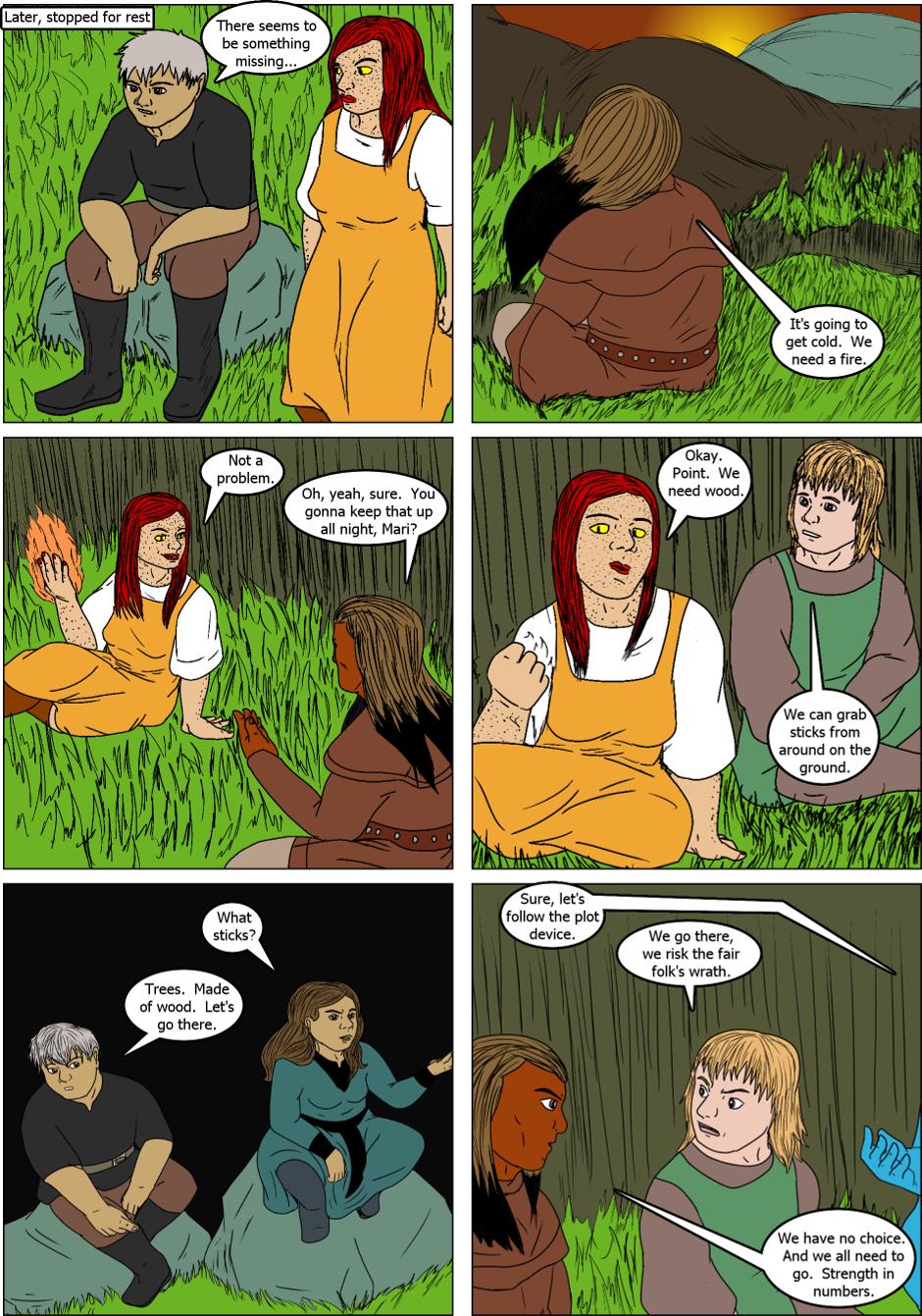 Issue 2: The Fair Folk - Page 2