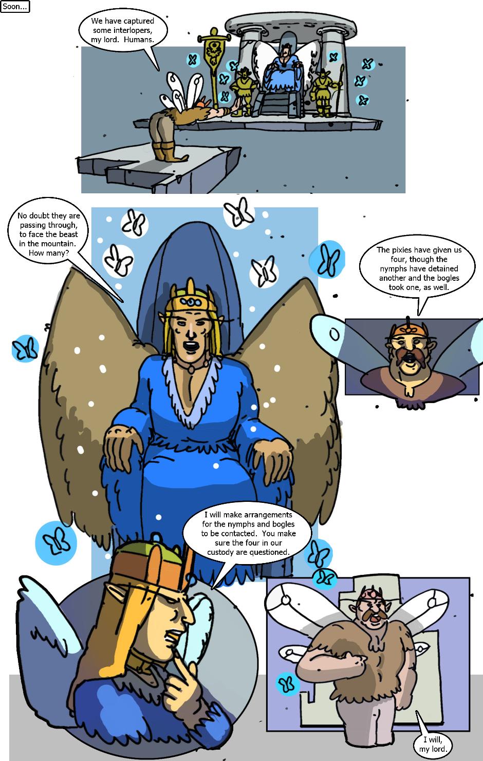 Issue 2: The Fair Folk - Page 5