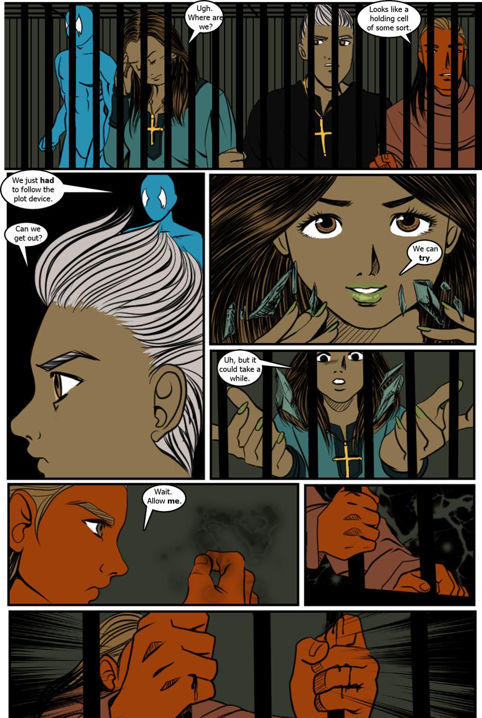 Issue 2: The Fair Folk - Page 7