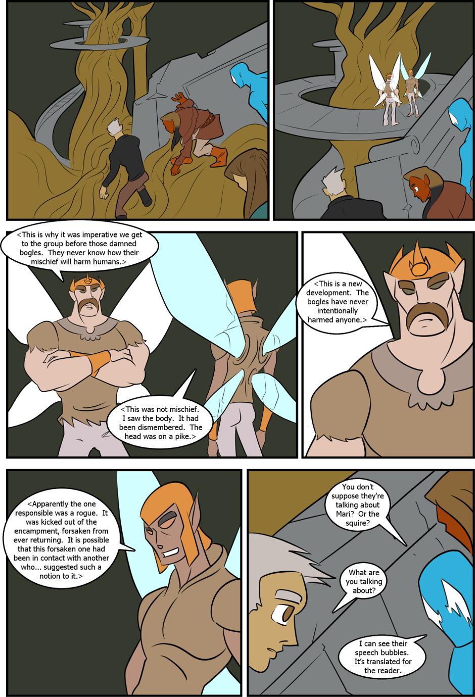 Issue 2: The Fair Folk - Page 10