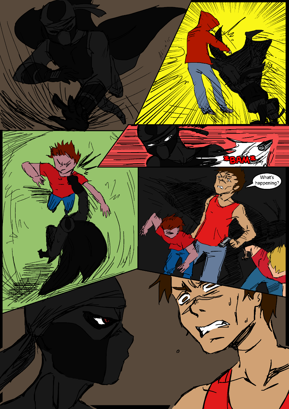 Issue 2: Investigations - Page 3