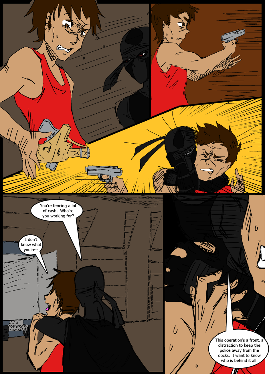 Issue 2: Investigations - Page 4