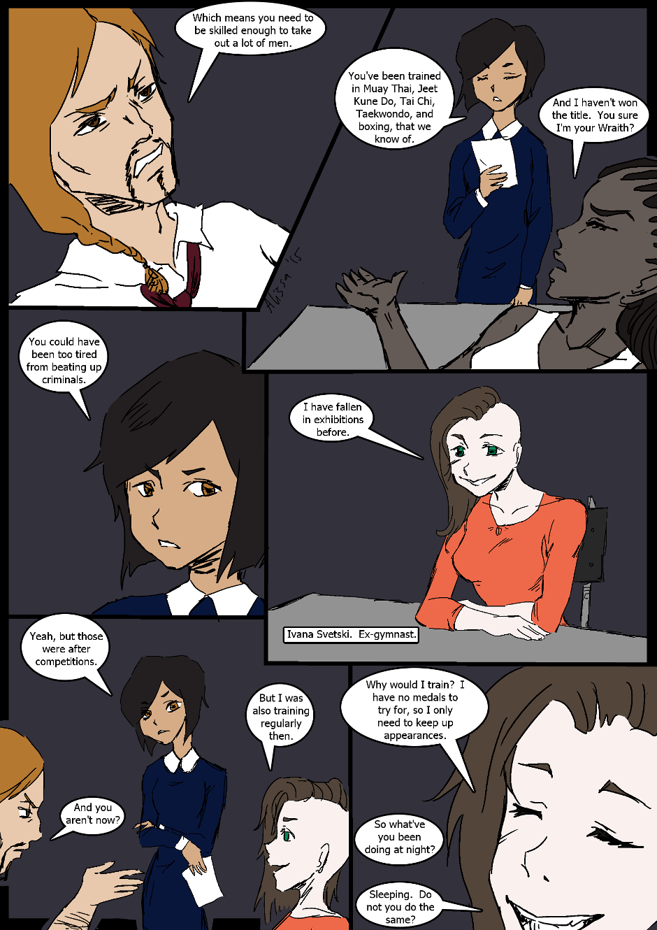 Issue 2: Investigations - Page 7