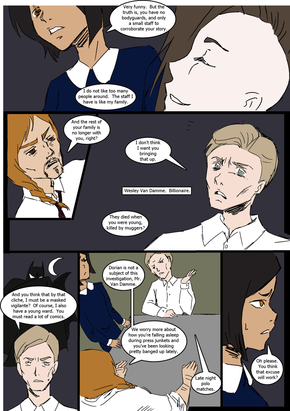 Issue 2: Investigations - Page 8
