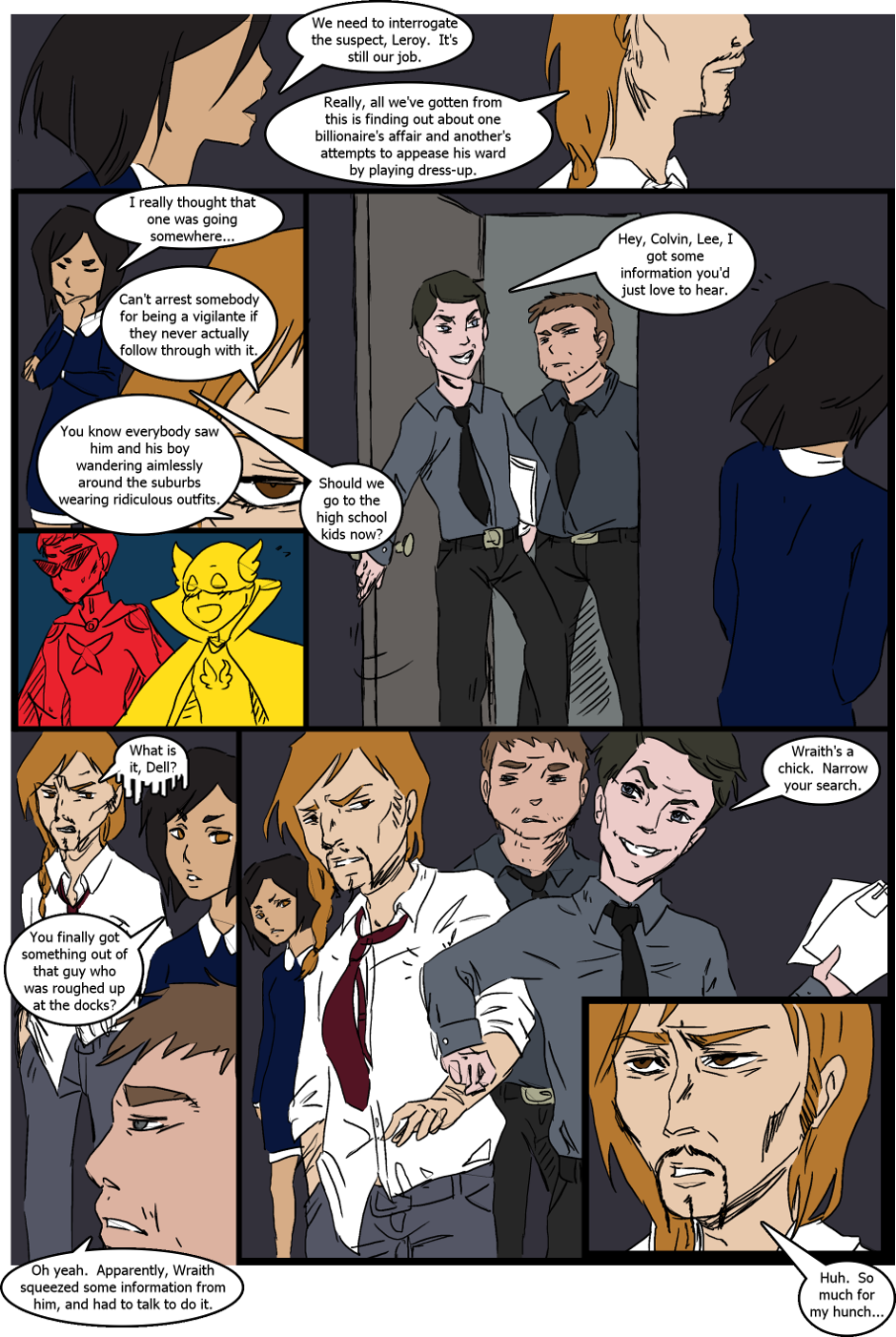 Issue 2: Investigations - Page 13