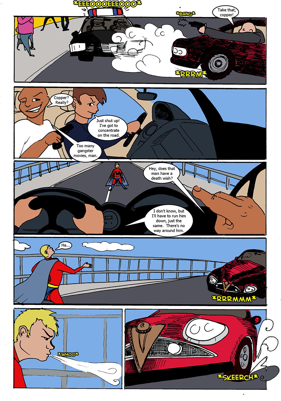 Issue 1: The Debut - Page 2