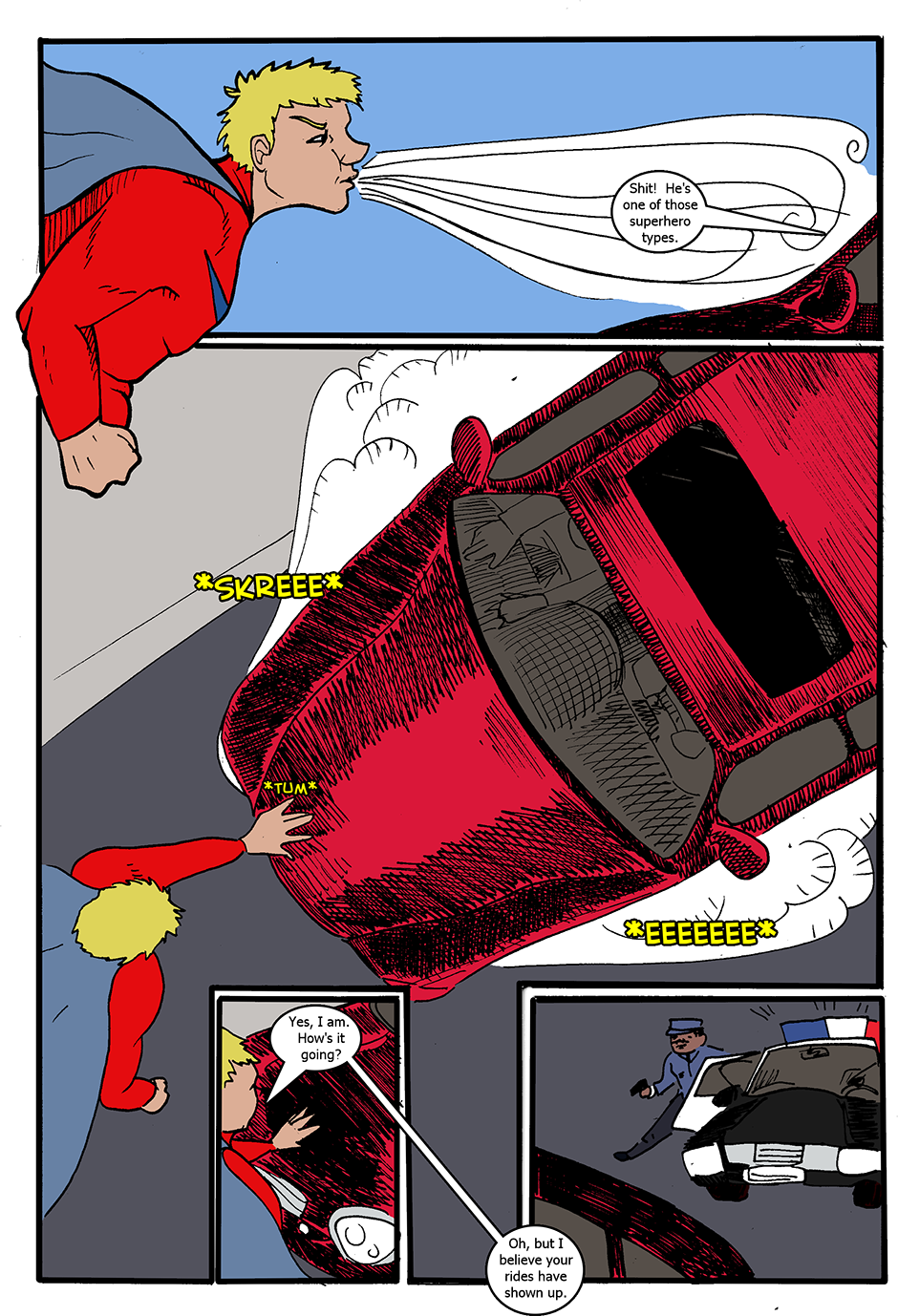 Issue 1: The Debut - Page 3