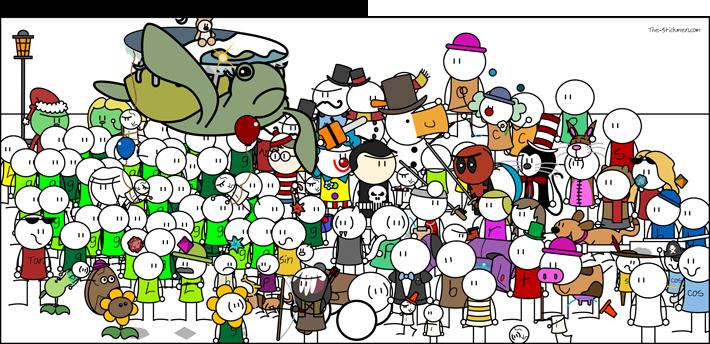 Where's Wally? Part 1