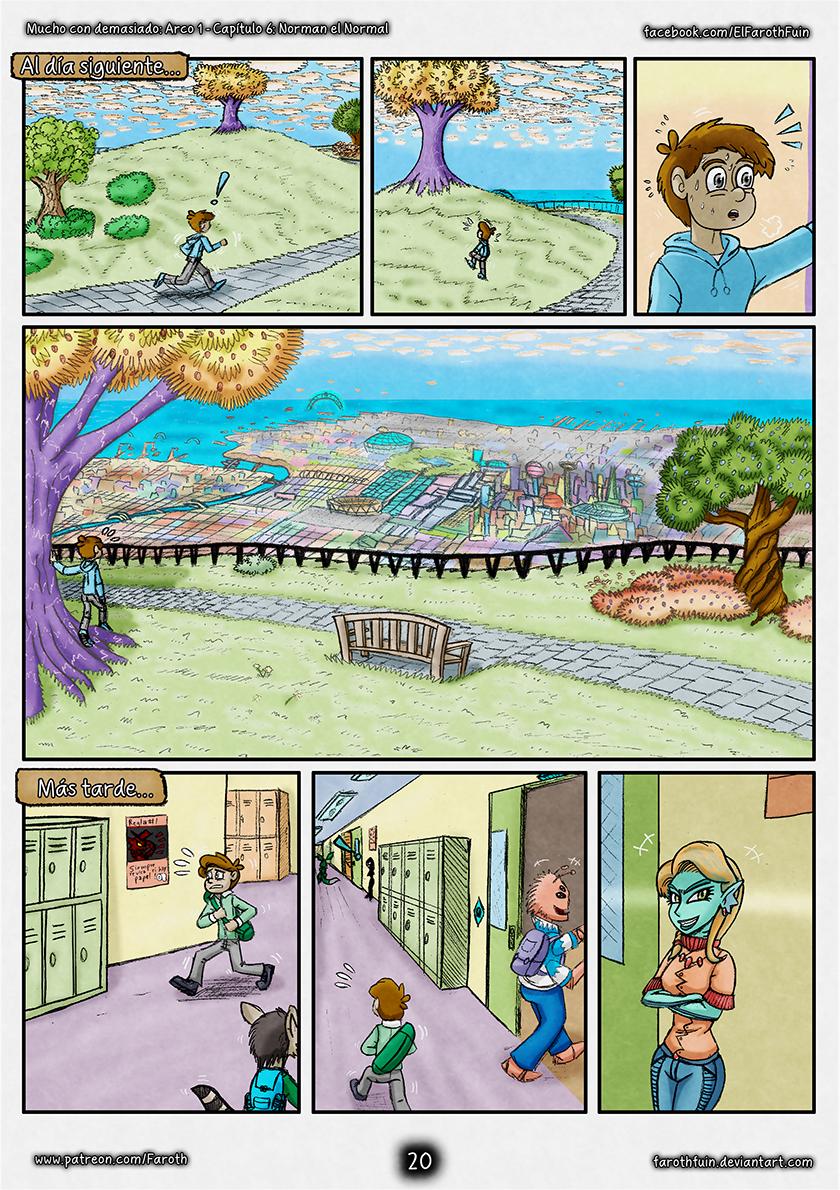 Cap 6 - Pag 20: Una mirada hacia Dalken