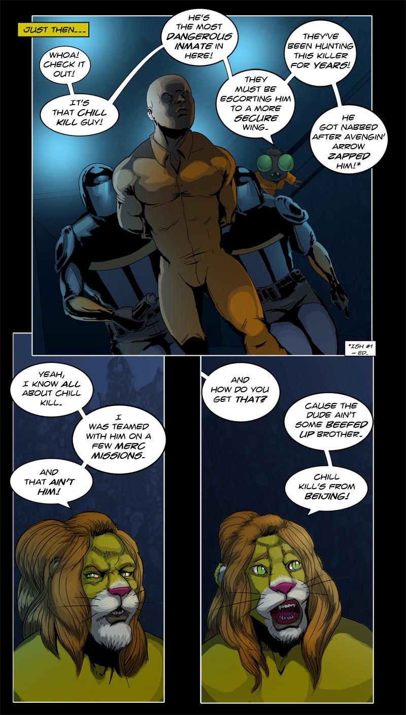 Issue #6 - Epilogue 4