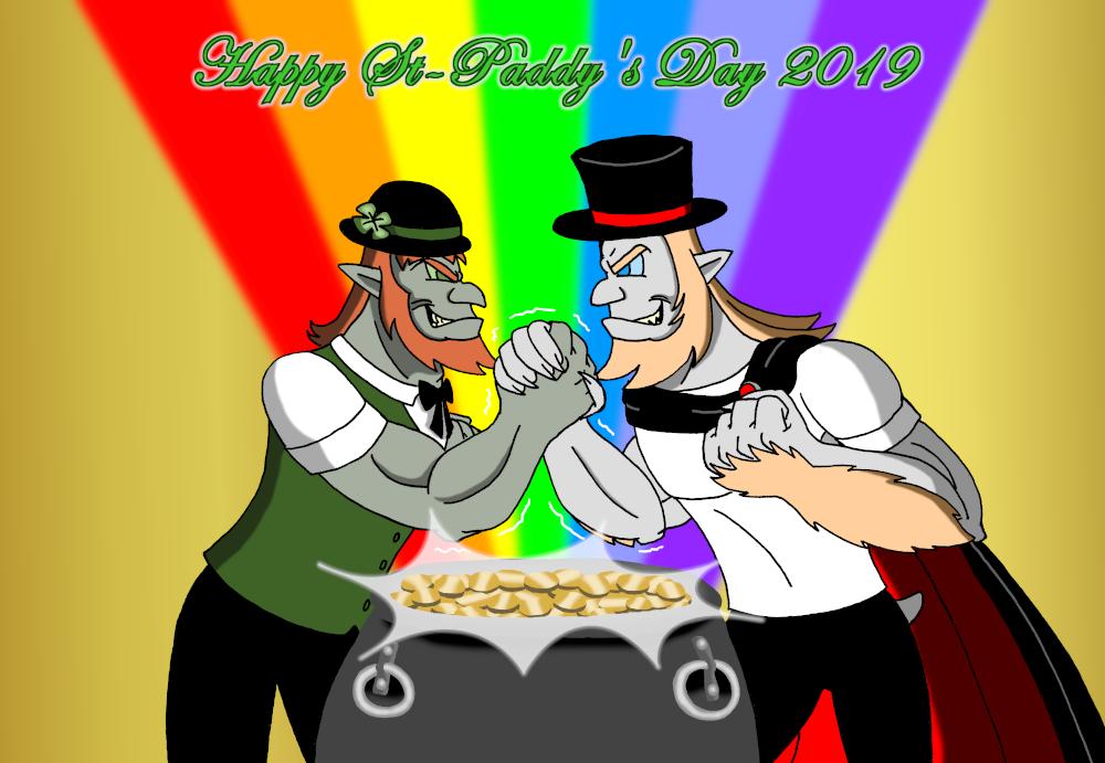 Happy St. Patrick's Day 2019