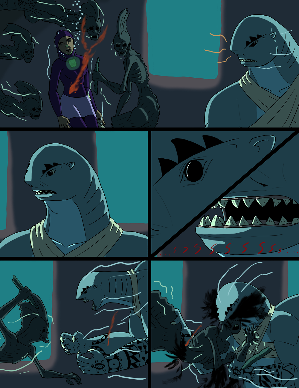 The Wide Ocean - Page 94