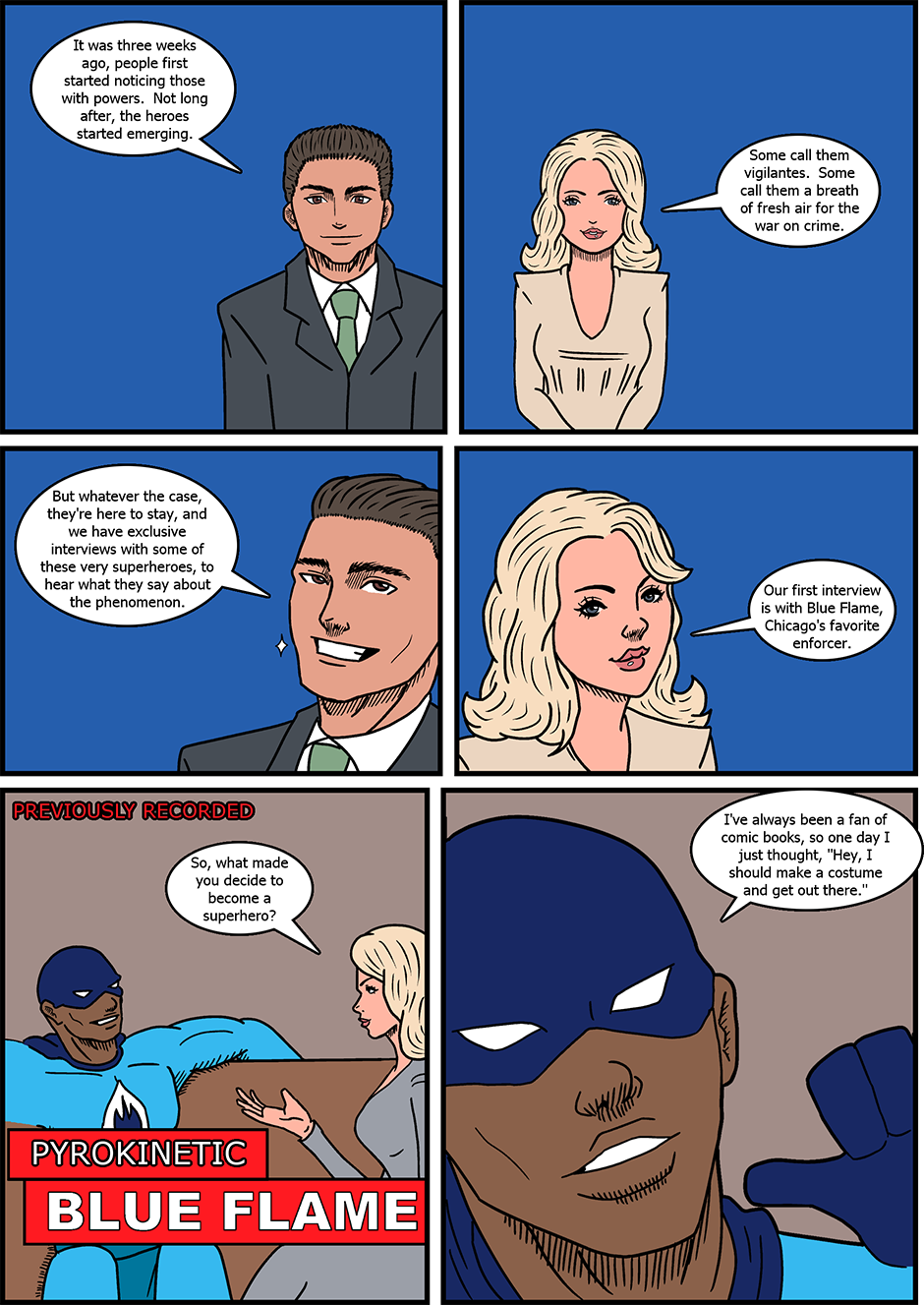 Issue 16: Celebrity Expose - Page 2