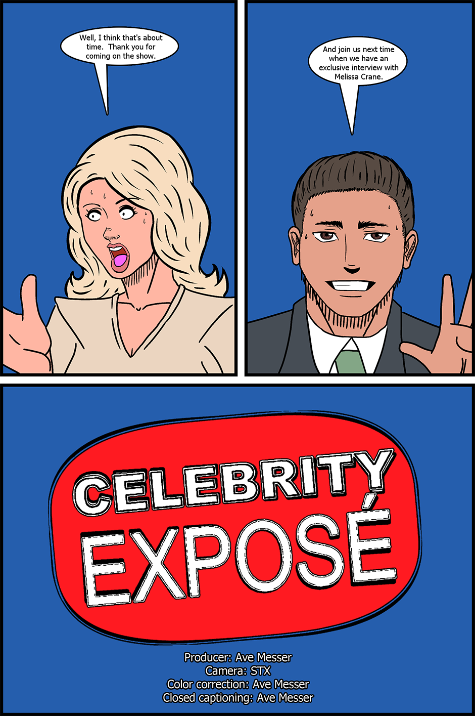 Issue 16: Celebrity Expose - Page 12