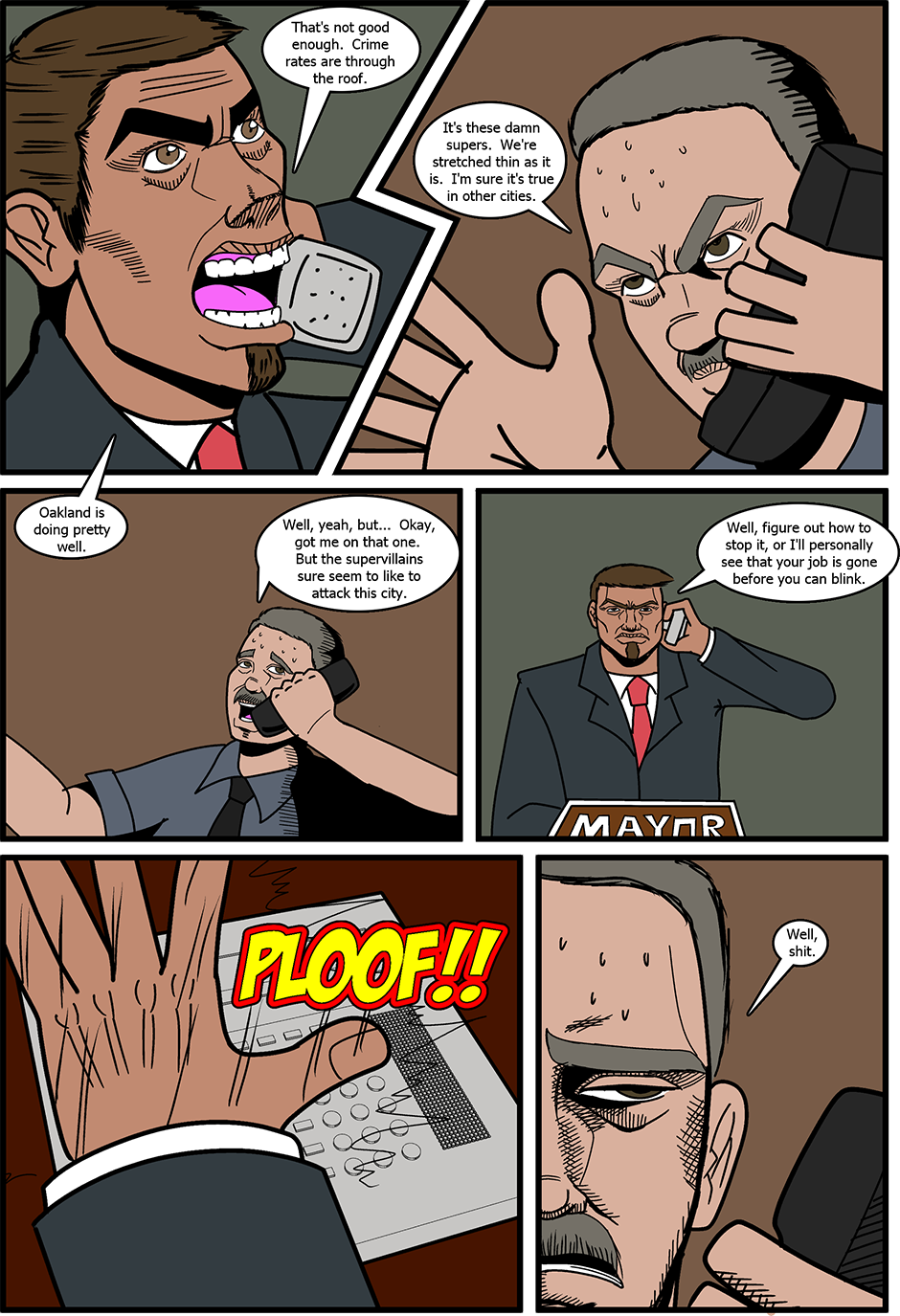 Issue 18: Swamped - Page 2