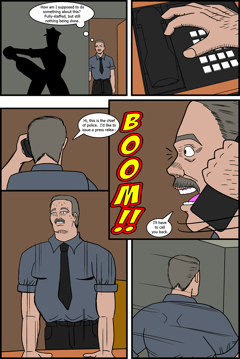 Issue 18: Swamped - Page 3