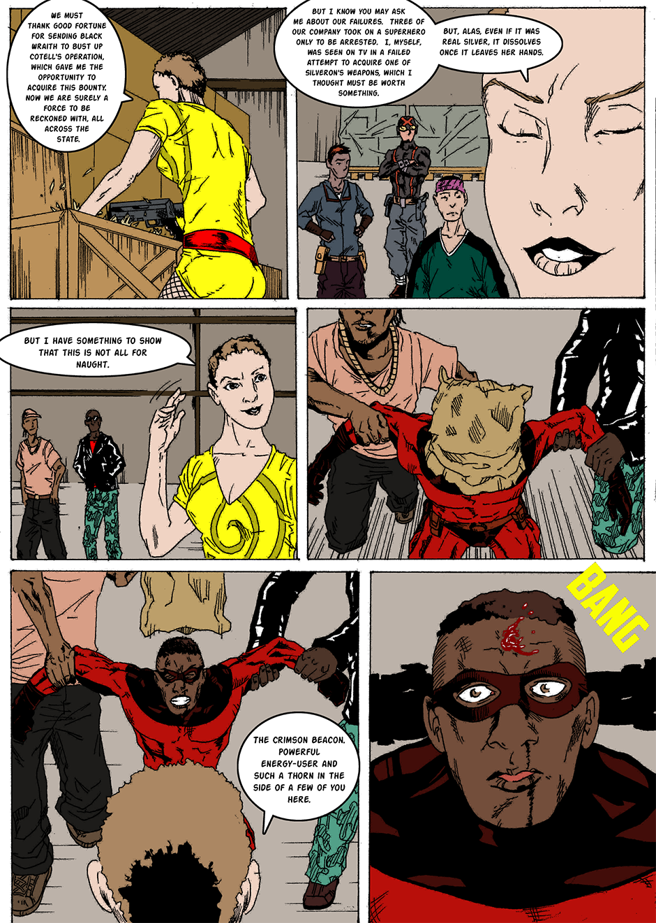 Issue 19: Red Alley Gang - Page 4