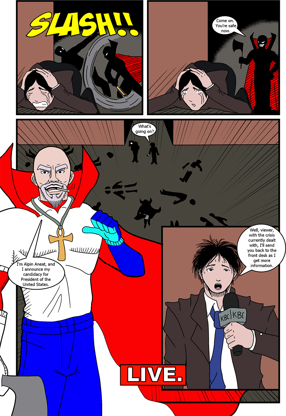 Issue 20: Invasion - Page 5
